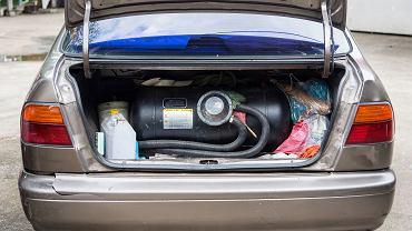 Instalacja LPG w samochodzie