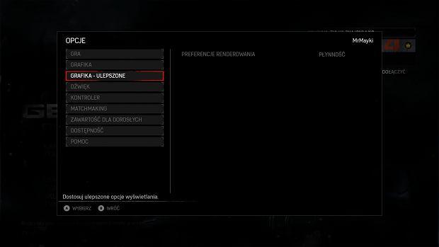 Gears of War 4 - dedykowany tryb graficzny dla Xbox One X
