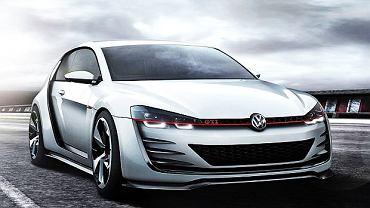 VW GOlf Design Vision GTI.