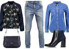 Niebieski total look na jesień - zobacz modne połączenia i dobierz dodatki!