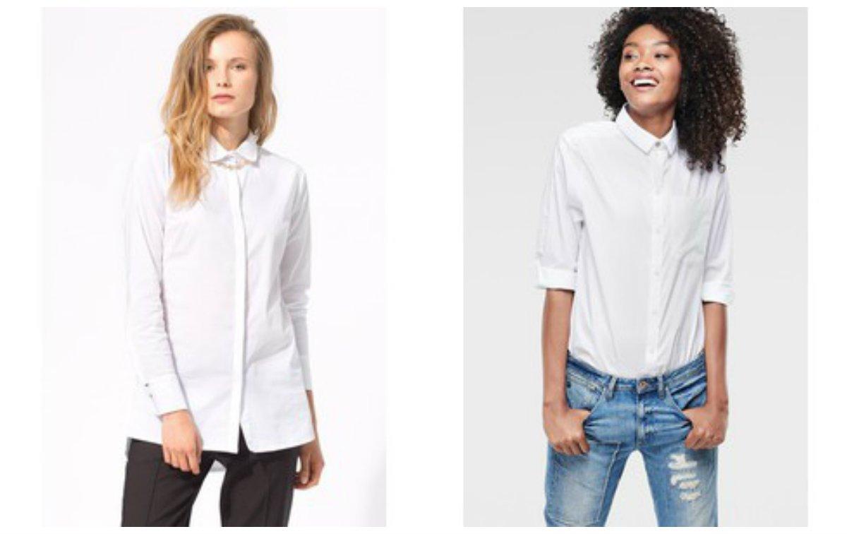 67a23d8e5ddbe Jak nosić białą koszulę? Porady stylistki