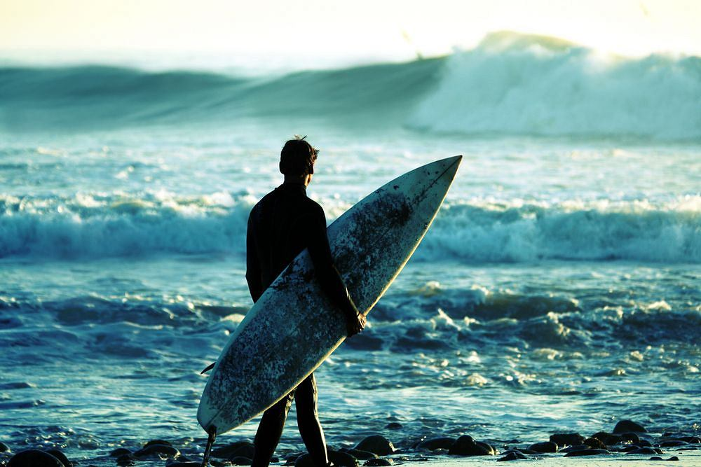 Hawaje - raj dla miłośników wielkiej wody i surfingu