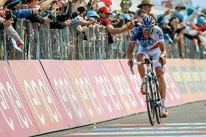 Giro d'Italia. Ostatni górski etap dla Francuza. Nairo Quintana wciąż liderem, Tom Dumoulin znowu stracił