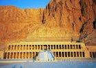 Wielki sukces polskich archeolog�w w Egipcie. Po 54 latach pracy zrekonstruowali taras �wi�tyni Hatszepsut