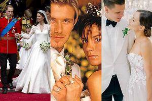 Książe William, księżna Kate. David Beckham, Victoria Beckham, Wojciech Szczęsny, Marina Łuczenko-Szczęsna