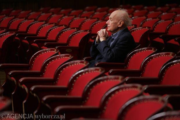 Wojciech Kilar w Filharmonii Narodowej