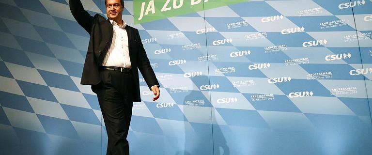 Wybory lokalne w Bawarii. Faworytem sondaży Unia Chrześcijańsko-Społeczna