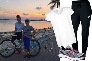 W czym trenuje Joanna Krupa. Sportowy styl modelki