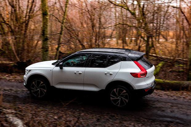 Volvo XC40 - kompaktowy SUV, którego premiera odbiła się szerokim echem nad Wisłą