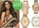 10 modnych zegark�w na jesie� w odcieniu r�owego z�ota