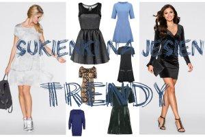 Sukienki na ch�odniejsze dni - zobacz najwa�niejsze trendy nadchodz�cej jesieni!