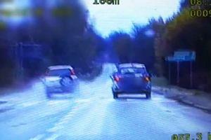 Kobieta jechała 117 km/h. Dostała 25 punktów karnych