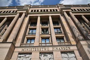 Ministerstwo finansów w Warszawie