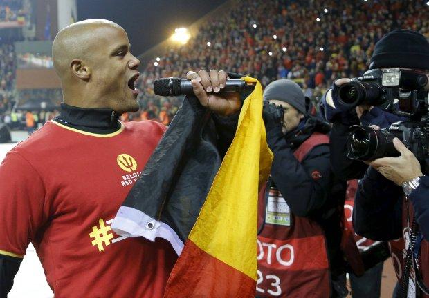 Belgia zostanie liderem rankingu FIFA! Absurd