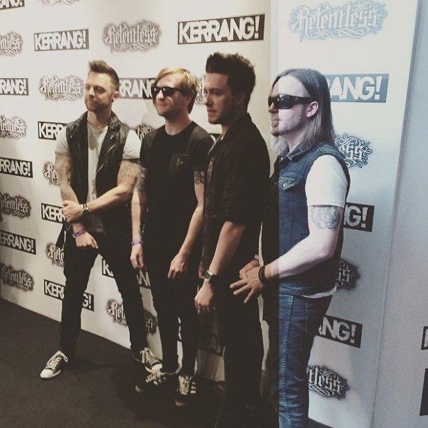 """Formacja Bullet For My Valentine opublikowała teledysk do singla """"Venom""""."""