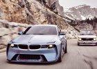 BMW 2002 Hommage | Urodzinowy koncept w Villa d`Este