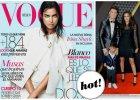"""Irina Shayk na ok�adce """"Vogue Mexico"""" jest bardzo zmys�owa! Czy to prawda, �e modelka zosta�a �on� Christiano Ronaldo?"""