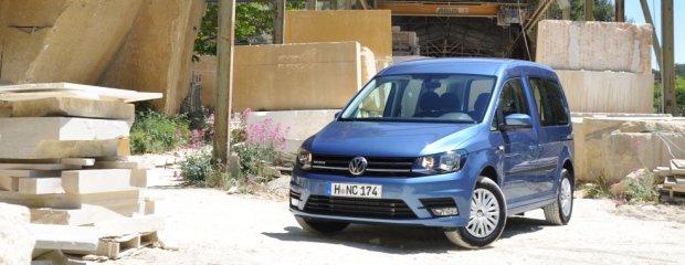 2015 Volkswagen Caddy Comfortline 2.0 TDI BlueMotion