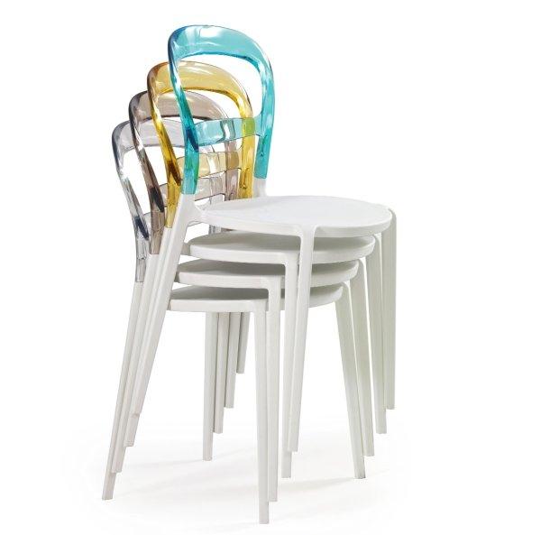 Krzesła Halmar