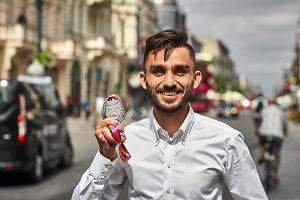 Adam Kszczot dostał nagrodę od miasta za medal mistrzostw świata