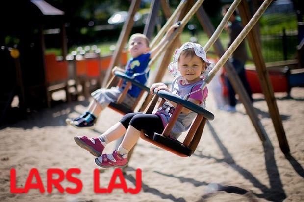 Lars Laj - projektowanie placów zabaw to nie zabawa
