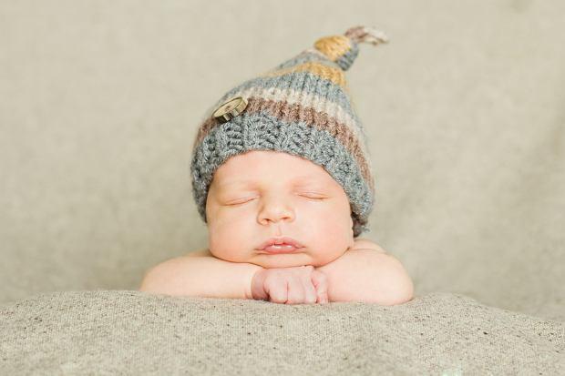 Sesja noworodka, fotograf Joanna Zielińska