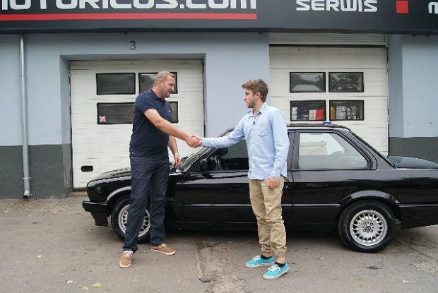 Samochód marzeń | BMW e30 - Modyfikacje