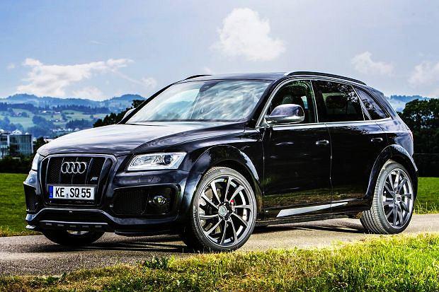 Audi SQ5 ABT