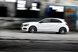 Mercedes A250 Sport - Test
