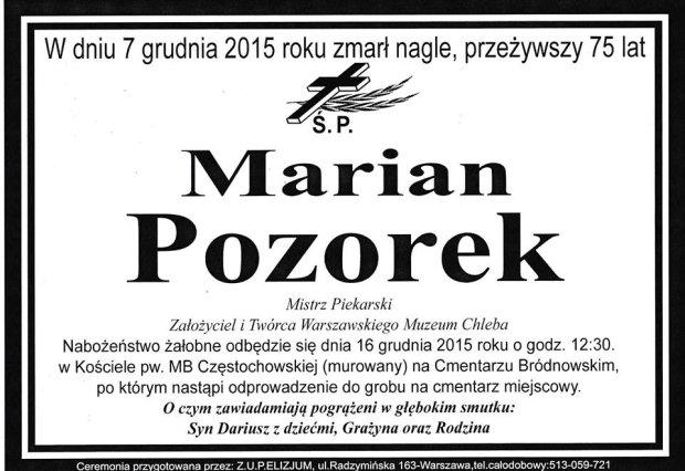 źródło: Muzeum Chleba Marian Pozorek