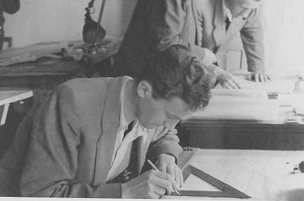 Zdzisław Kozłowski, bydgoski architekt. Twórca Osiedla Leśnego