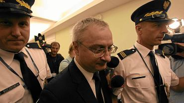 Były szef ABW Krzysztof Bondaryk