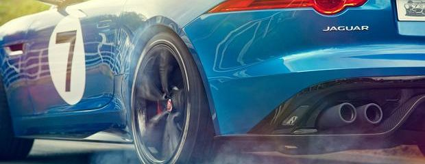 Jaguar Project 7 - wyjątkowe auto na wyjątkową okazję