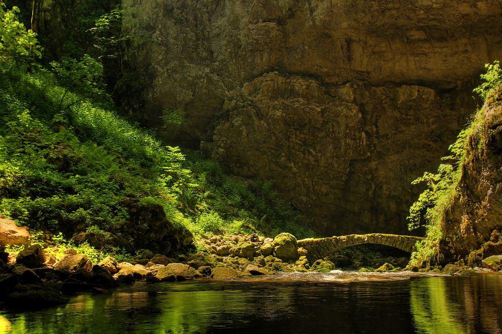 S�owenia - Jaskinie Szkocja�skie