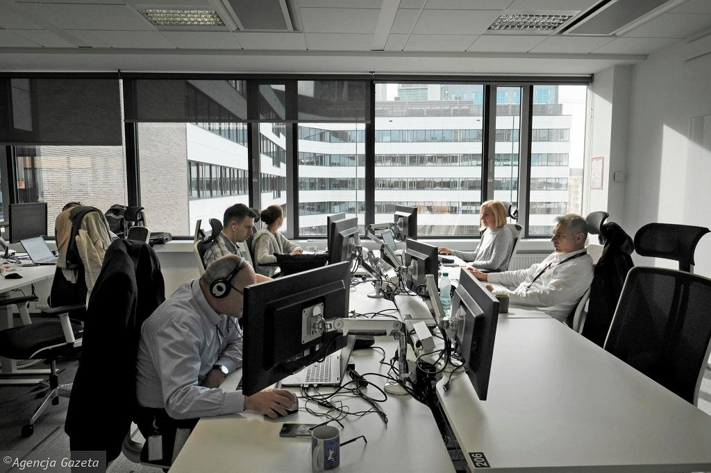 Centrum Usług Biznesowych GSK IT w Poznaniu