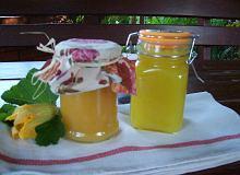 Dżemik cytrynowy z cukinii - ugotuj