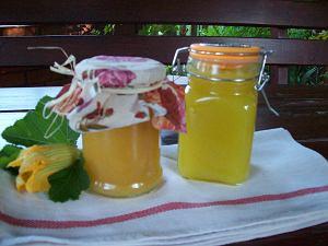 Dżemik cytrynowy z cukinii