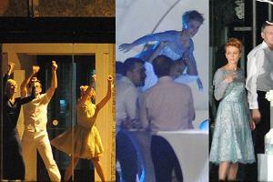 Sztuczne ognie, panna m�oda w innej sukience i ta�ce do rana! Zobaczcie, jak wygl�da�o wesele Katarzyny Zieli�skiej