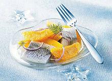 �ledzie z sa�atk� z mango i pomara�czy - ugotuj