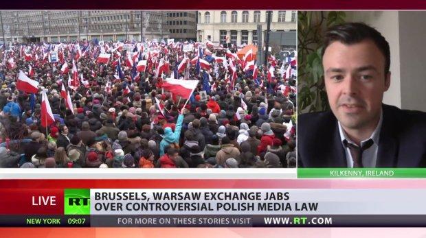 Russia Today: informacja nadci�ga ze Wschodu
