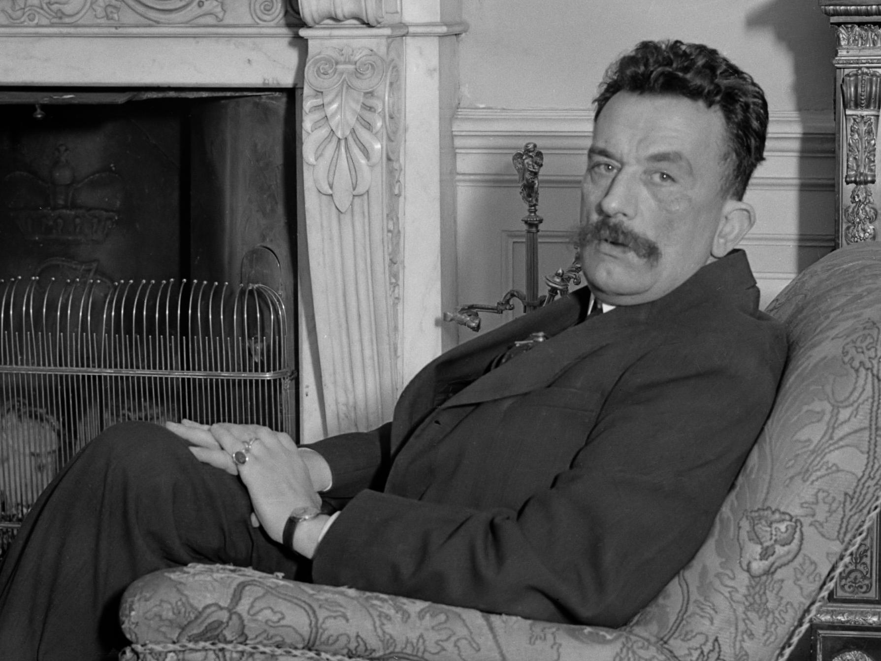 Adam Branicki, ojciec Anny - rok 1934 (fot. Willem Van de Poll / wikimedia.org / CC BY-SA 3.0)
