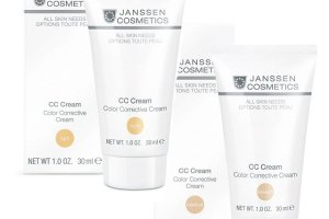 Janssen Cosmetics: Krem CC Light i Medium
