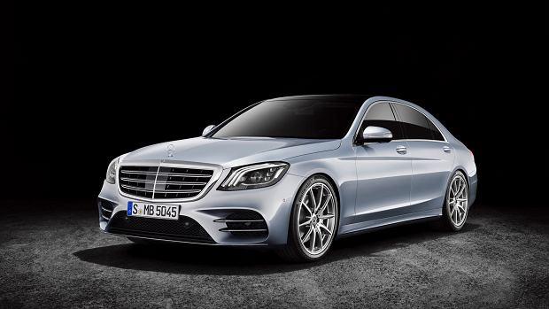 Mercedes klasy S po faceliftingu | Przywraca hierarchię