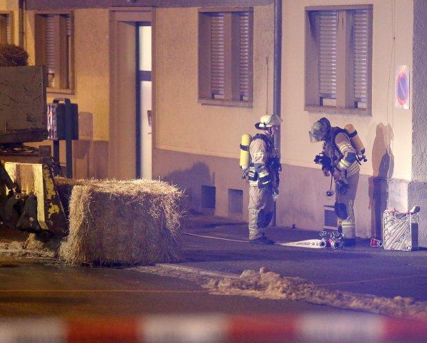Atak na o�rodek dla uchod�c�w w Villingen-Schwenningen