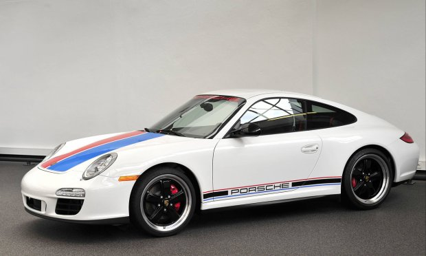 Porsche 911 GTS B59 | Historia jedna na pięć