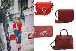 206fcc4d80d08 Czerwone torebki - intensywny dodatek do każdej stylizacji