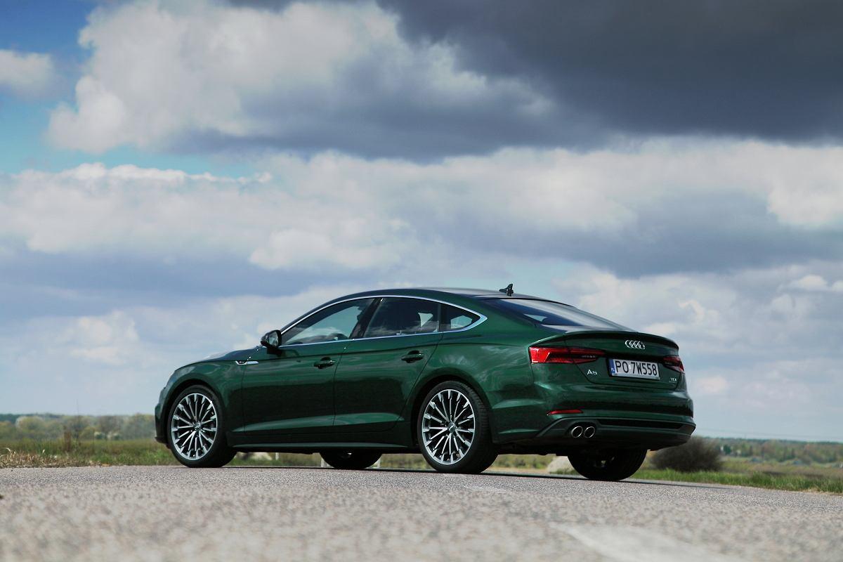 Audi A5 Sportback 2.0 TDI | Test | Trudne zadanie