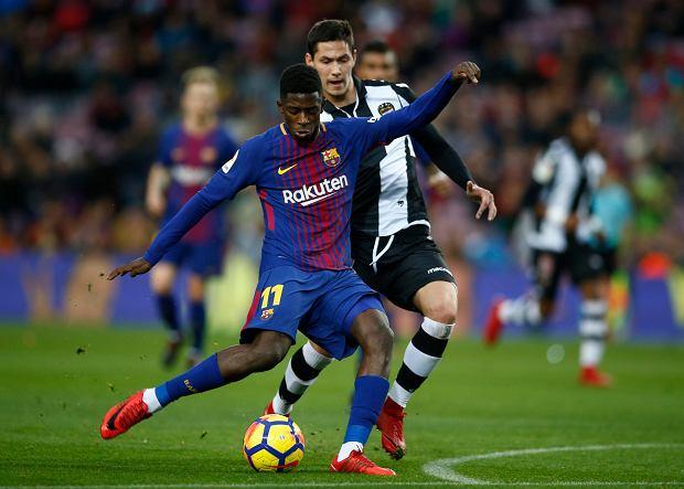 4b23ab8e6 FC Barcelona straci Ousmane Dembele? Arsenal i Manchester United walczą o  Francuza