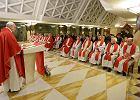 Franciszek: Ideologiczni chrze�cijanie to ci�ka choroba