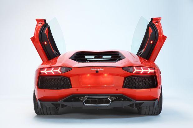 Cristiano Ronaldo: Lamborghini Aventador LP700-4